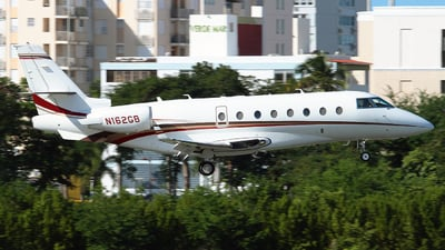 N162GB - Gulfstream G200 - Private