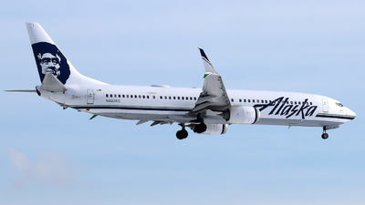 N487AS - Boeing 737-990ER - Alaska Airlines
