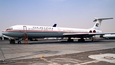 ST-PRA - Ilyushin IL-62M - Sudan - Government