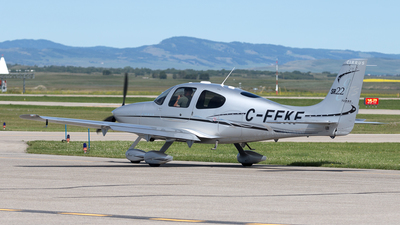 C-FEKF - Cirrus SR22-GTS Turbo - Private