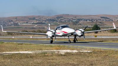 TC-AYE - Diamond DA-42 Twin Star - Ayjet