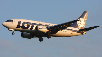 SP-LKC - Boeing 737-55D - LOT Polish Airlines