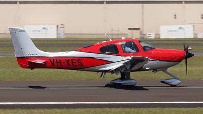 VH-XES - Cirrus SR22-GTS G6 Carbon - Private