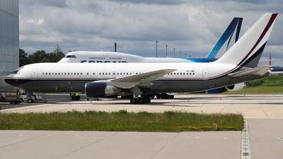 VP-CME - Boeing 767-231 - Mid East Jet