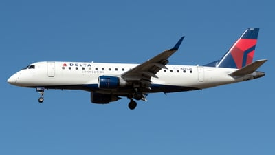 N207JQ - Embraer 170-200LR - Delta Connection (Republic Airlines)