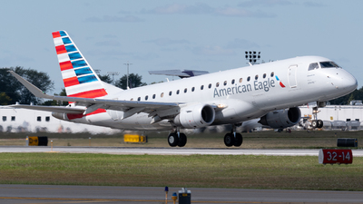 N240NN - Embraer 170-200LR - American Eagle (Envoy Air)