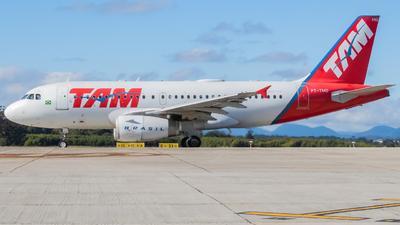 PT-TMG - Airbus A319-132 - TAM Linhas Aéreas