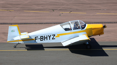 F-BHYZ - Jodel D120 Paris-Nice - Private
