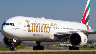 A6-EPI - Boeing 777-31HER - Emirates