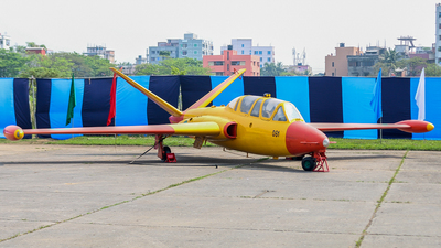 061 - Fouga CM-170 Magister - Bangladesh - Air Force