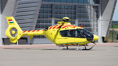 HA-HBJ - Airbus Helicopters H135 - Hungarian Air Ambulance