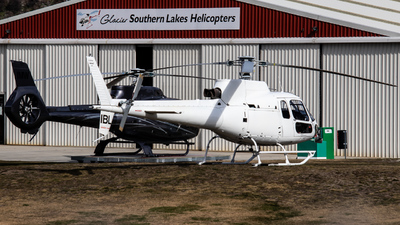 ZK-IBL - Aérospatiale AS 350B Ecureuil - Helicopters Queenstown