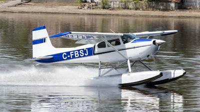 C-FBSJ - Cessna 180F Skywagon - Private