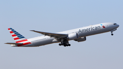 A picture of N730AN - Boeing 777323(ER) - American Airlines - © kouyagi