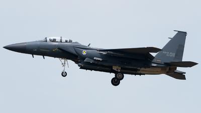 02-011 - McDonnell Douglas F-15K Slam Eagle - South Korea - Air Force
