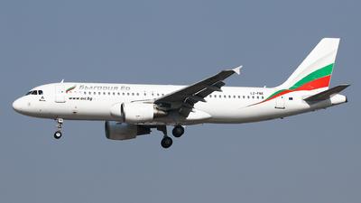LZ-FBE - Airbus A320-214 - Bulgaria Air