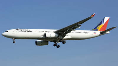A picture of RPC8781 - Airbus A330343 - Philippine Airlines - © Thanh Ho - SFAP