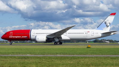 G-CKWP - Boeing 787-9 Dreamliner - Norwegian