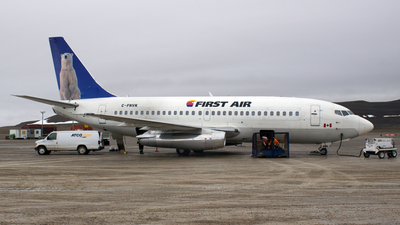 C-FNVK - Boeing 737-2R4C(Adv) - First Air