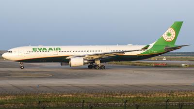 B-16337 - Airbus A330-302 - Eva Air