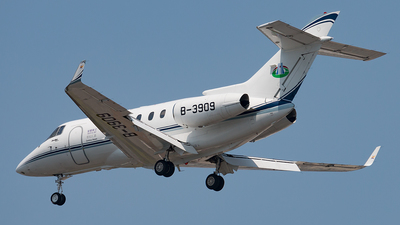 B-3909 - Hawker Beechcraft 900XP - Capital Airlines