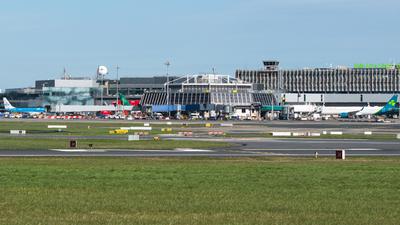 EIDW - Airport - Ramp