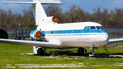 RA-87572 - Yakovlev Yak-40 - Yuzhny Ekspress