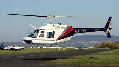 D-HAFX - Bell 206B JetRanger - Agrarflug Helilift