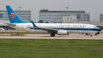 B-5770 - Boeing 737-81B - China Southern Airlines