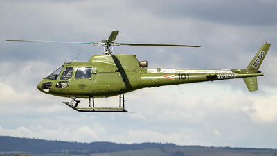 101 - Aérospatiale AS 350B Ecureuil - Hungary - Air Force