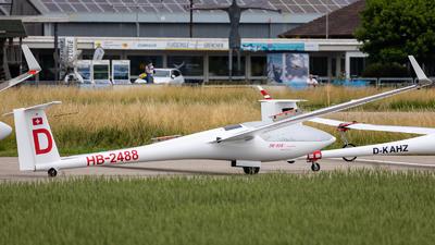 HB-2488 - DG Flugzeugbau DG-808C - Private