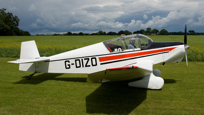 G-DIZO - Jodel D120 Paris-Nice - Private