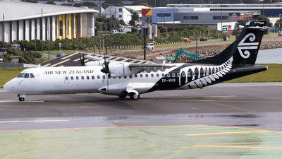 ZK-MVB - ATR 72-212A(600) - Air New Zealand