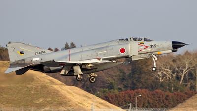 57-8355 - McDonnell Douglas F-4EJ Kai - Japan - Air Self Defence Force (JASDF)
