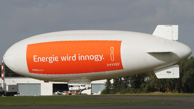 D-LDFR - WDL Airship 1B - WDL Aviation