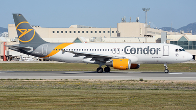A picture of DAICF - Airbus A320212 - Condor - © Dani Guerrero