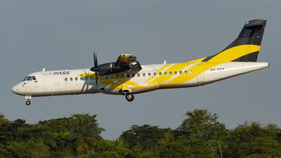 A picture of PRPDT - ATR 72500 - VoePass Linhas Aereas - © Lucas Sérgio