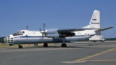 04 - Antonov An-30 - Russia - Air Force