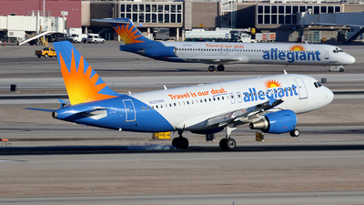 N325NV - Airbus A319-111 - Allegiant Air