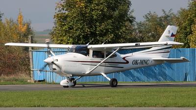 A picture of OKMNC - Cessna 182T Skylane - [18281136] - © Honza Dasek