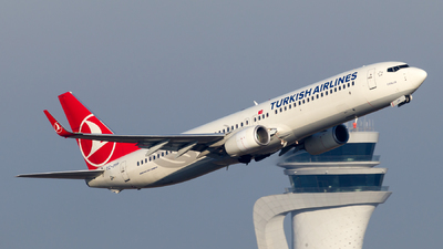 A picture of TCJYP - Boeing 7379F2(ER) - Turkish Airlines - © Eren Erol