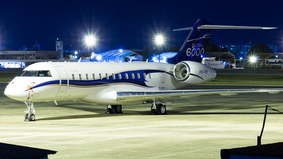 PR-FIS - Bombardier BD-700-1A10 Global 6000 - Private