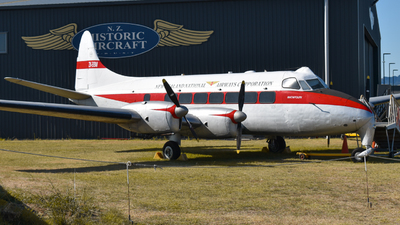 ZK-BBM - De Havilland DH-114 Heron - New Zealand National Airways Corporation (NAC)