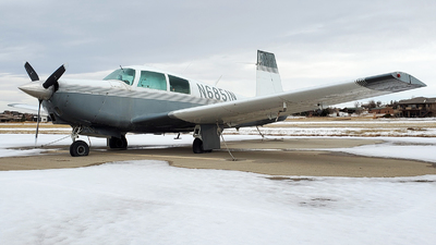 N6851N  - Mooney M20C - Private