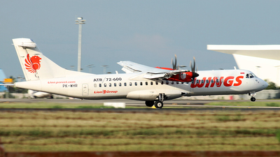 A picture of PKWHR - ATR 72600 - Wings Air - © Maulatama Jaka N