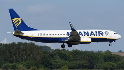 A picture of EIDAR - Boeing 7378AS - Ryanair - © Ian McGregor
