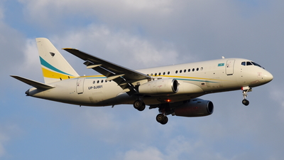 UP-SJ001 - Sukhoi Superjet 100-95LR - Comlux KZ