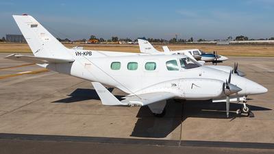 A picture of VHKPB - Beech B60 Duke - [P466] - © Mark B Imagery