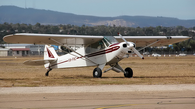 VH-FHC - Piper PA-18-150 Super Cub - Private