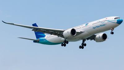 A picture of PKGHG - Airbus A330941 - Garuda Indonesia - © Thomas Tse